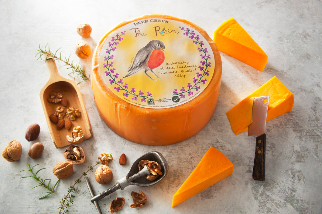 Deer Creek - The Robin Colby Cheese (price per pound)