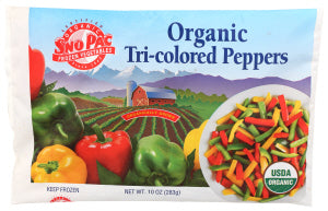 Sno Pac - Tri Color Peppers