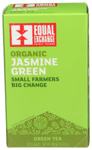 Equal Exchange - Jasmine Green Tea