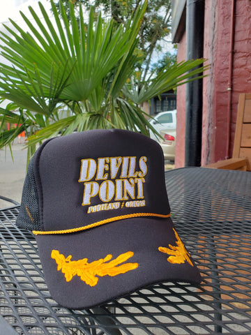 Devils Point Captains Trucker Hat
