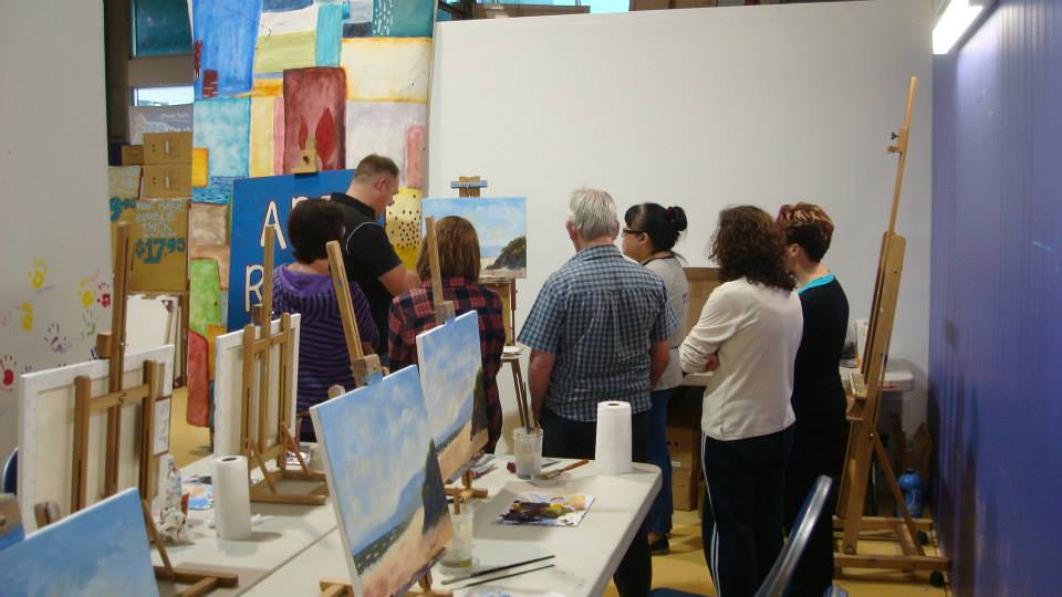 Noosa Art Classes