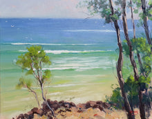 Load image into Gallery viewer, View From Noosa National Park Walk