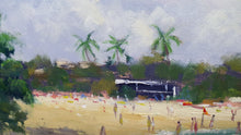 Load image into Gallery viewer, Noosa Beach View To Surf Club