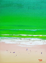 Load image into Gallery viewer, Noosa Beach Aerial View 1