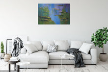 Load image into Gallery viewer, Monet's Reflections 2