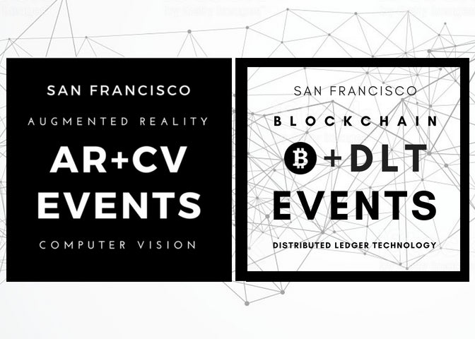 Augmented Reality + Blockchain: Super Demo Showcase