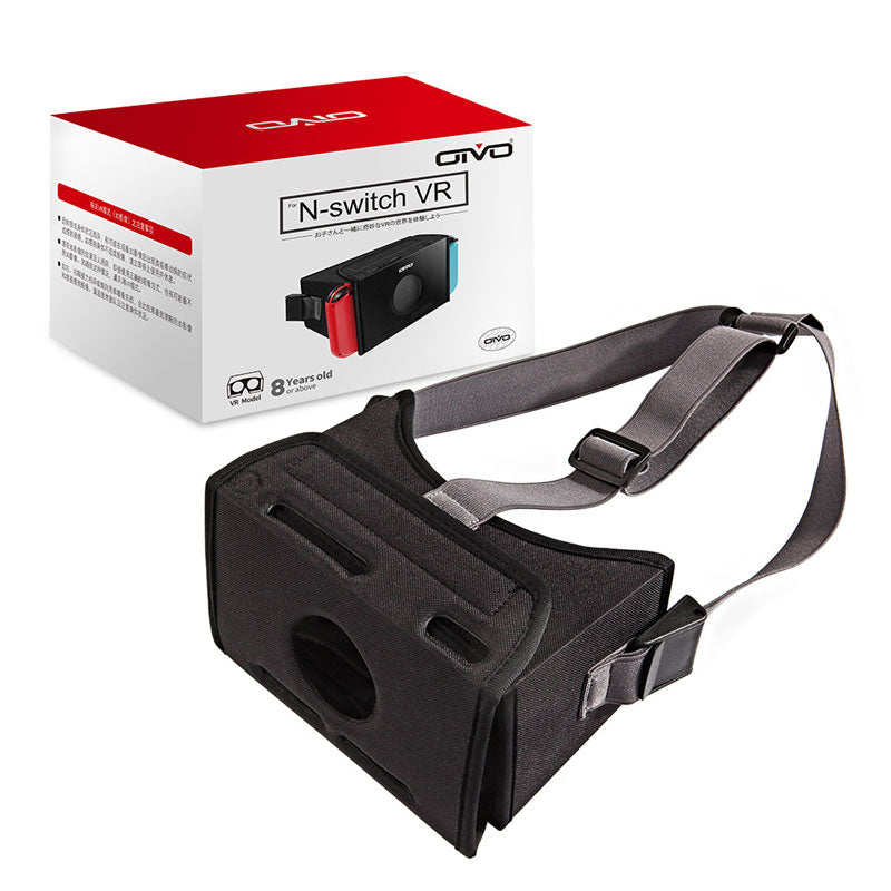 For Nintend Switch VR Head-Mounted Glasses Movies Game EVA 3D Virtual Reality Glasses NS Game Console Accessories