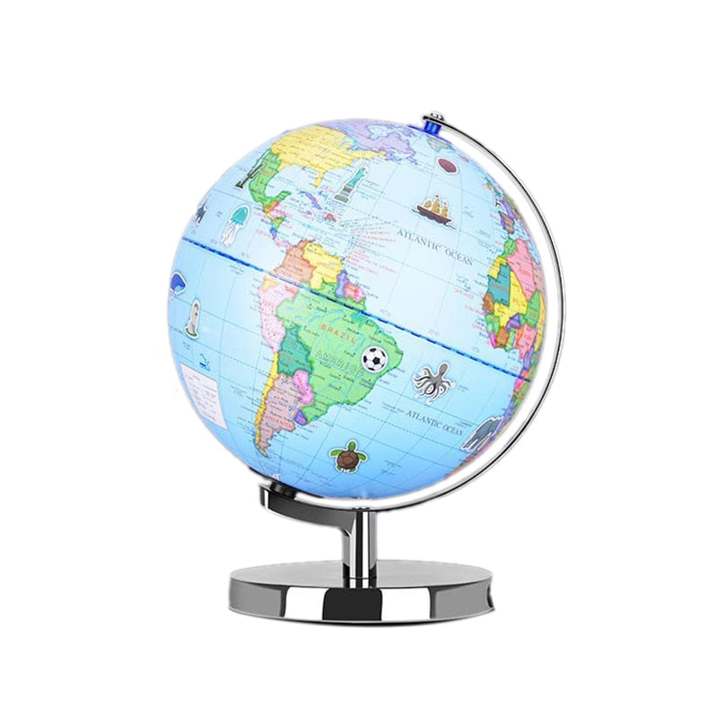 Augmented Reality Educational World Geography Ar App Experience Up To 10 Sections Educational Content Realistic 3D Scenes Led Li