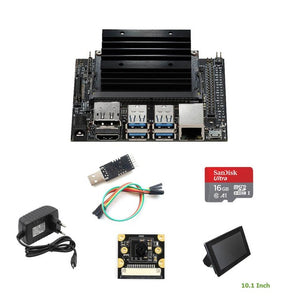 ShenzhenMaker Store NVIDIA Jetson Nano DeveloperKit for Artificial Intelligence Deep Learning AI Computing-Camera Update!!!