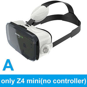Virtual Reality goggle 3D VR Glasses Original BOBOVR Z4/ bobo vr Z4 Mini google cardboard VR Box 2.0 For 4.0-6.0 inch smartphone