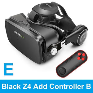 BOBOVR Z4 VR box 2.0 Virtual reality goggles 3D glasses VR Google cardboard bobo vr z4 headphone for 4.3-6.0 inch mobile phone