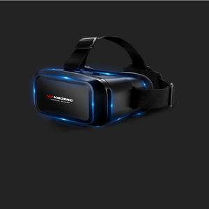 K3 virtual reality VR glasses mobile phone 3D theater 4D game headset VR eye one machine  for 4-6.2 inch ios Android Smartphone