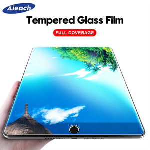 Tempered Glass For iPad 2017 2018 9.7 Air 1 2 Screen Protector For iPad mini 1 2 3 4 Protective Film For iPad Pro 11 10.5 9.7