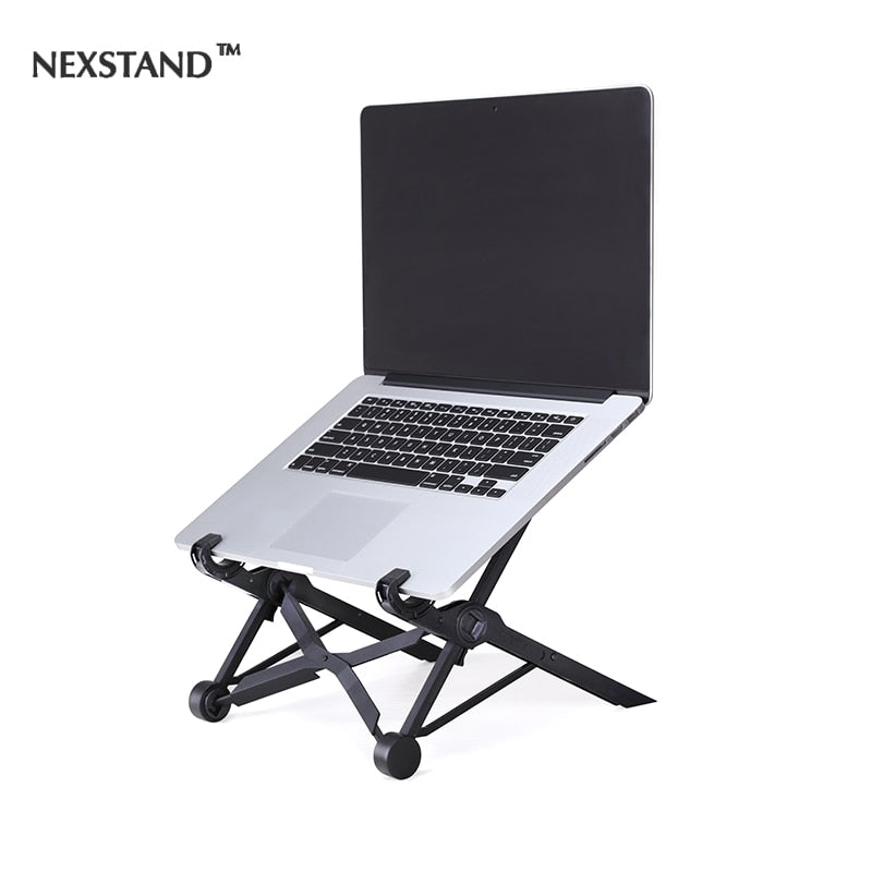 NEXSTAND K2 Foldable and Protable Laptop Stand.