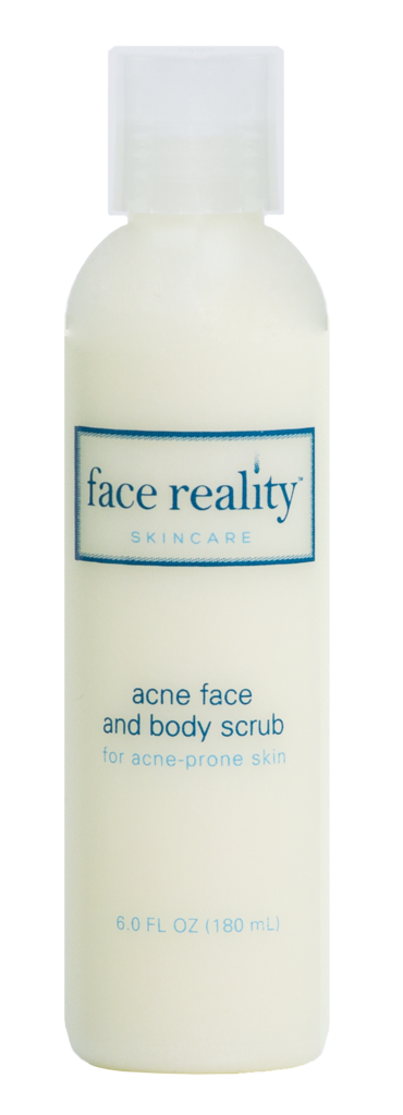 Acne Face and Body Scrub