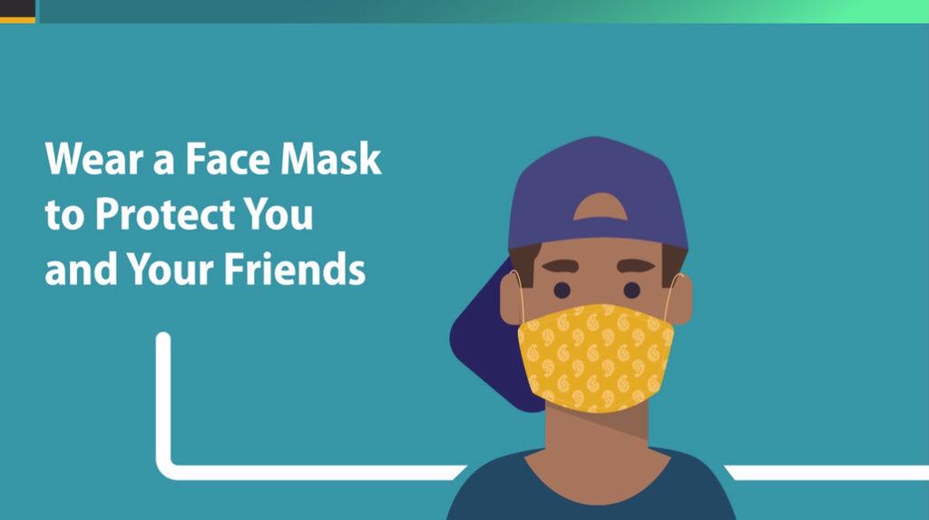 CDC Wear a Mask image