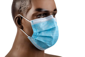 Bulk - 3-ply Disposable Masks - 2000 Masks per Case