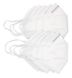 KN95 Masks - FDA Approved Protective Masks - 10 per Package