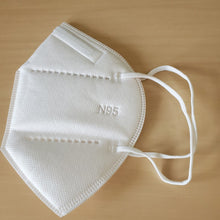 Load image into Gallery viewer, N95 Masks - Standard Protective Masks - 5 Masks per Package