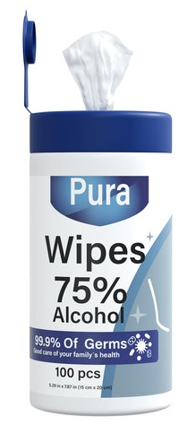 Disinfecting Wipes (100ct)