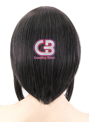 Magical Girl Ore Sakuyo Mikage Short Black Anime Cosplay Wig CM232 - CosplayBuzz
