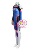 Overwatch D.VA Customizable Anime Cosplay Costume CS586