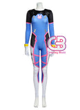 Overwatch D.VA Customizable Anime Cosplay Costume CS586 - CosplayBuzz