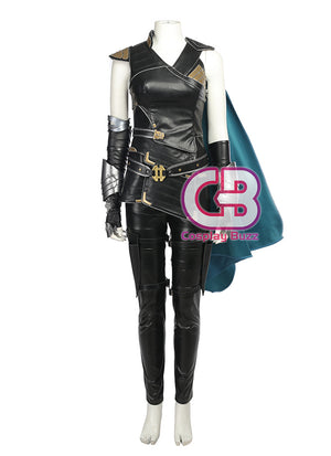 Marvel Thor: Ragnarok Valkyrie Customizable Cosplay Costume Outfit CS609 - CosplayBuzz