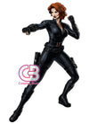 Marvel Captain America: Civil War Black Widow Customizable Cosplay Costume CS611 - CosplayBuzz