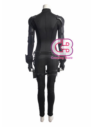 Marvel Avengers: Infinity War Black Widow Customizable Cosplay Costume Outfit CS624 - CosplayBuzz