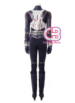 Marvel Ant-Man and the Wasp Wasp Customizable Cosplay Costume Outfit CS638 - CosplayBuzz