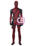 Marvel Deadpool 2 Deadpool Customizable Cosplay Costume Outfit CS646
