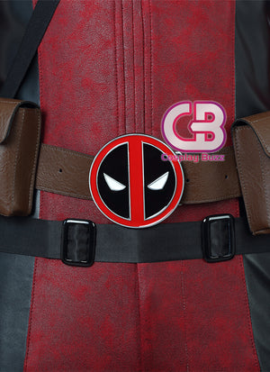 Marvel Deadpool 2 Deadpool Customizable Cosplay Costume Outfit CS646 - CosplayBuzz