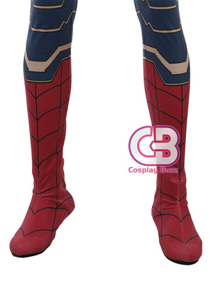 Marvel Avengers: Infinity War Spider-Man Customizable Cosplay Costume Outfit CS647 - CosplayBuzz