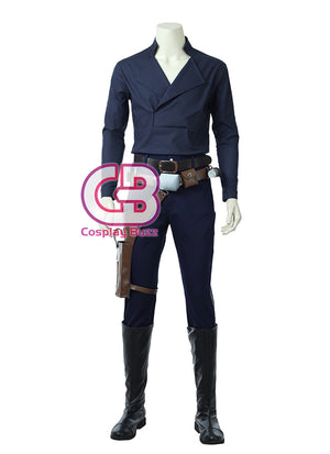 Solo: A Star Wars Story Solo Customizable Cosplay Costume Outfit CS683 - CosplayBuzz