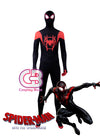 Spider-Man: Into the Spider-Verse Spider-Man Customizable Cosplay Costume Outfit CS696 - CosplayBuzz