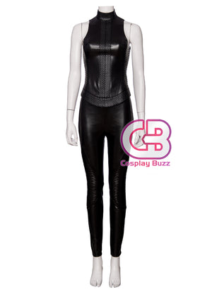Alita: Battle Angel Alita Customizable Cosplay Costume Outfit CS699 - CosplayBuzz