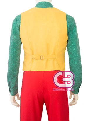 DC Joker Customizable Cosplay Costume Outfit CS700 - CosplayBuzz