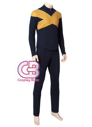 Marvel X-Men: Dark Phoenix Scott Summers Cyclops Customizable Cosplay Costume Outfit CS702 - CosplayBuzz