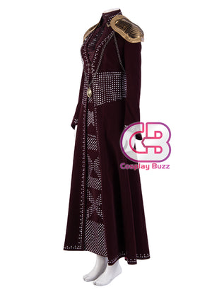 Game of Thrones Season 8 Cersei Lannister Customizable Cosplay Costume Outfit CS709 - CosplayBuzz