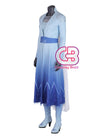 Disney Frozen II Elsa Cosplay Costume Outfit CS714 - CosplayBuzz