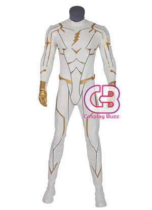 DC The Flash Season 5 Godspeed Cosplay Costume Outfit CS715 - CosplayBuzz
