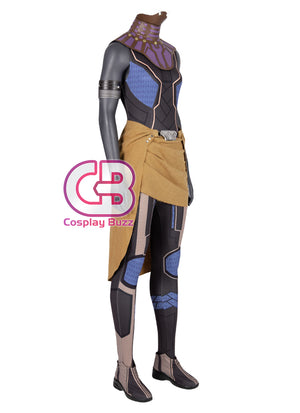 Marvel Black Panther Shuri Cosplay Costume Outfit CS716 - CosplayBuzz