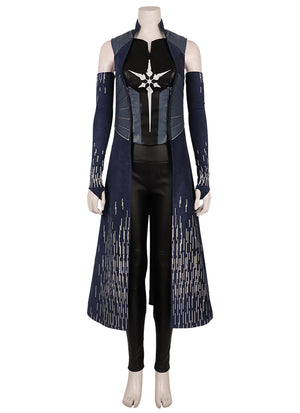 DC The Flash Season 6 Caitlin Snow Customizable Cosplay Costume Outfit CS730 - CosplayBuzz
