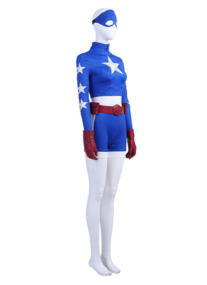 DC Stargirl Customizable Cosplay Costume Outfit CS735 - CosplayBuzz