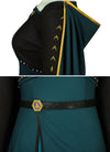 Disney Frozen II Anna Customizable Cosplay Costume Outfit CS736