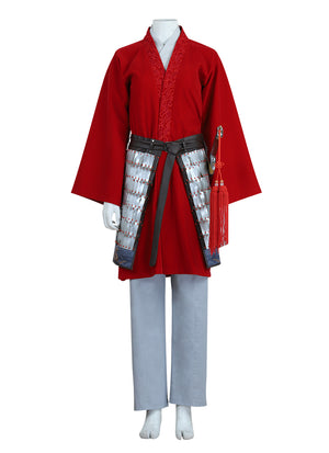 Mulan Customizable Cosplay Costume Outfit CS737