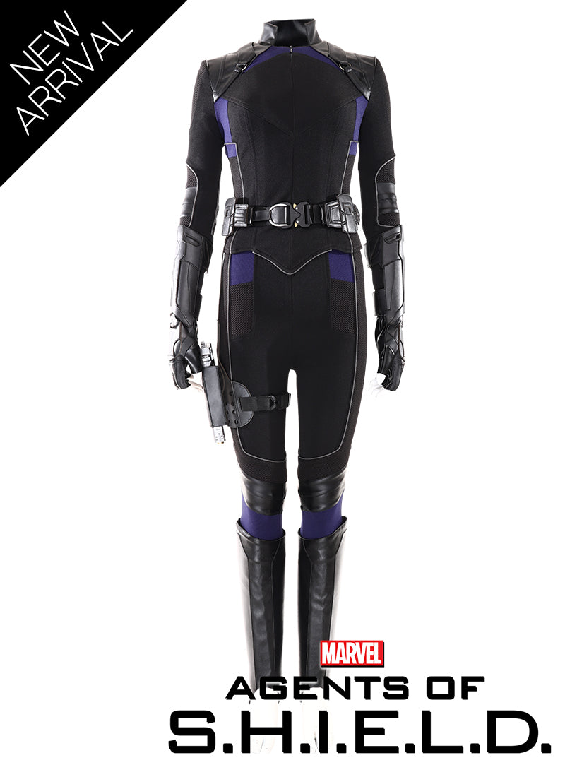 Marvel Agents of S.H.I.E.L.D. Season 6 Quake Customizable Cosplay Costume Outfit CS739