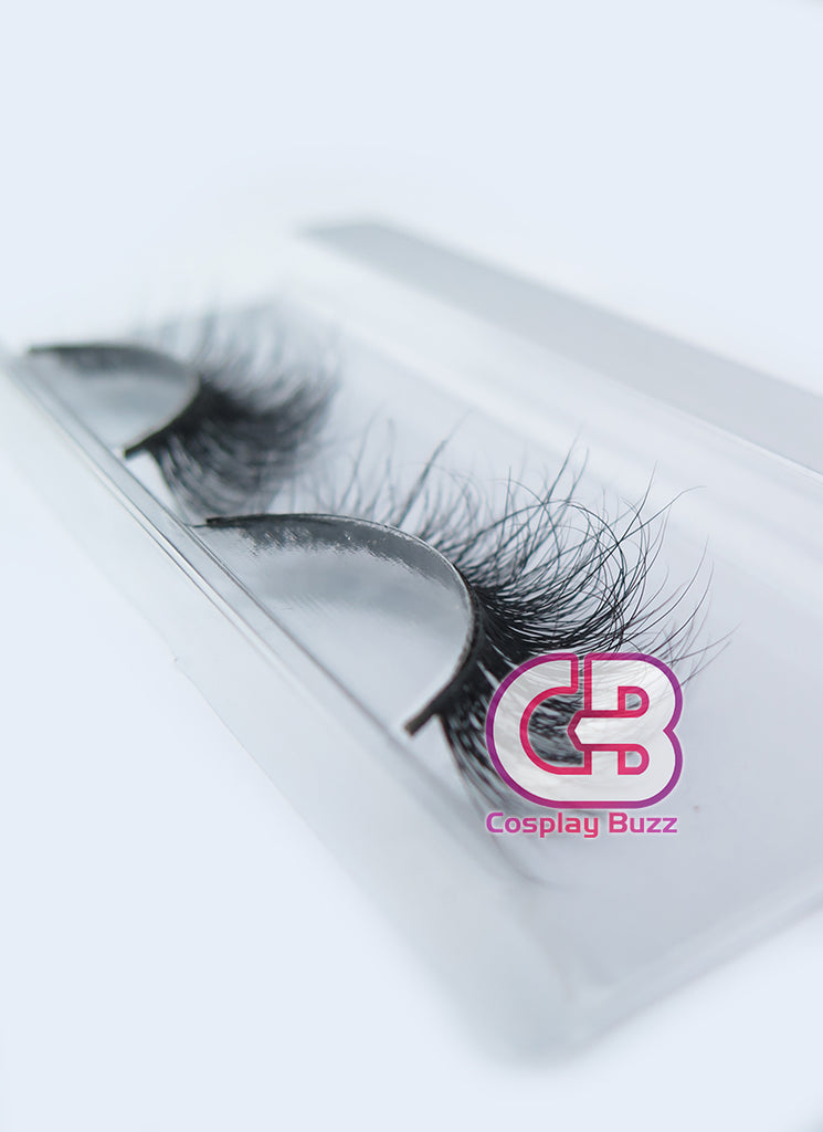 Aries 3D Mink Eyelashes EL01 - CosplayBuzz