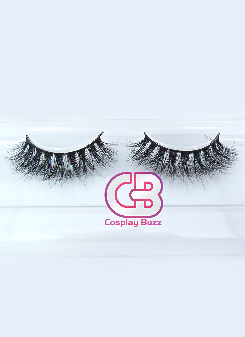 Cancer 3D Mink Eyelashes EL04 - CosplayBuzz